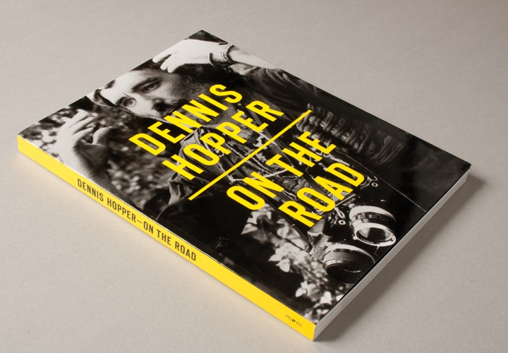 Museo Picasso Málaga / Dennis Hopper - On the road exhibition catalogue. 2013