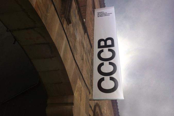 CCCB / Centre de Cultura Contemporània de Barcelona / Visual identity. 2012