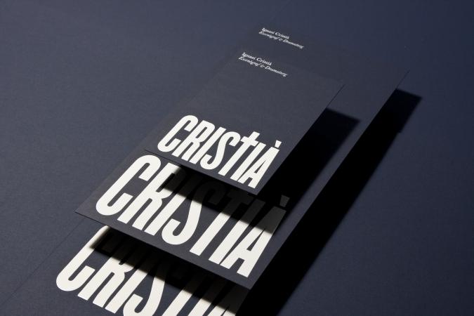 Ignasi Cristià - Scenographer & Dramaturg / Visual identity. 2016