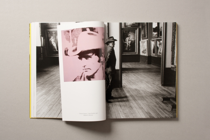 Museo Picasso Málaga / Dennis Hopper - On the road / Exhibition catalogue. 2013