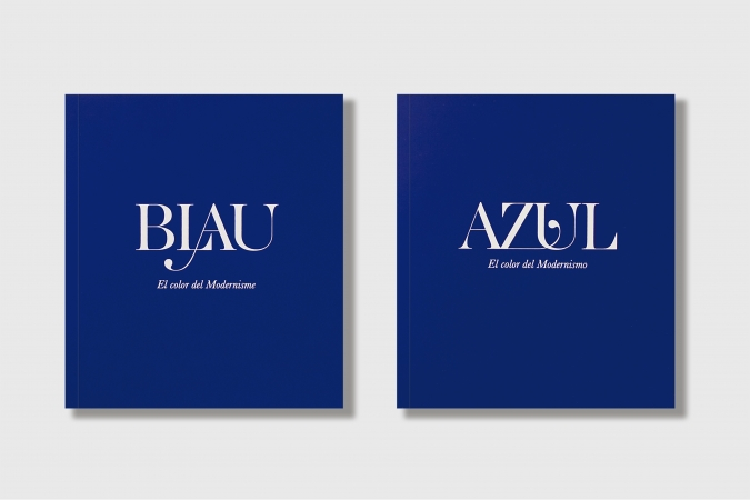 CaixaForum / Blau Azul / Exhibition Catalogue. 2019