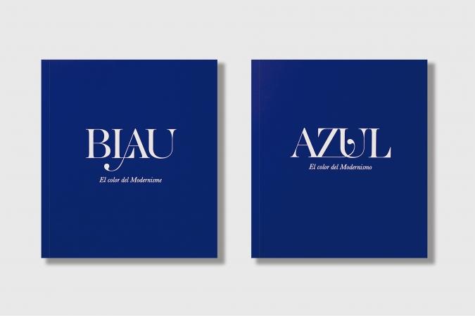 CaixaForum / Blau Azul / Exhibition Catalogue. 2019