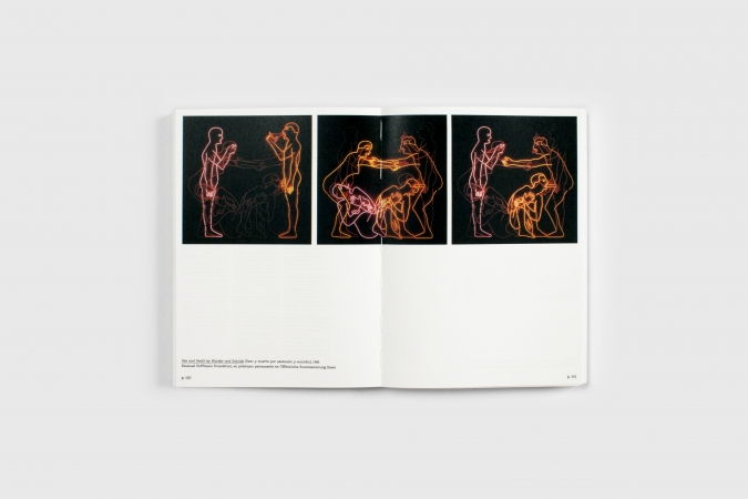 Museo Picasso Málaga / Bruce Nauman – Exhibition catalogue. 2019